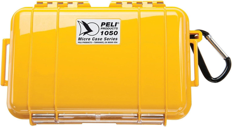 Peli micro case 1030 amarillo negro uso industria maleta foto maleta Outdoor