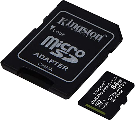 80MBs Works with Kingston Professional Kingston 64GB for LG Fortune 2 MicroSDXC Card Custom Verified by SanFlash.