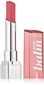 L'Oréal Paris Colour Riche Balm Pop, 430 Fiery Red, 0.1 fl. oz.