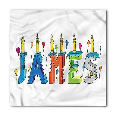 Soefipok James Bandana, Patrón de vela de cumpleaños, Cabeza ...