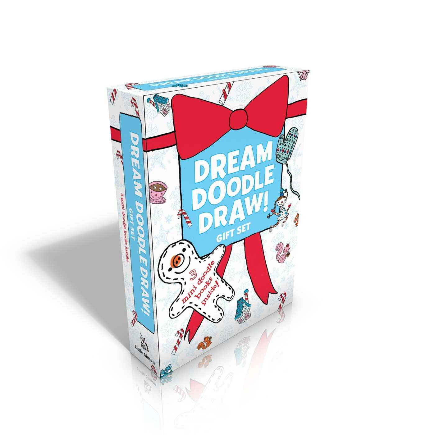 Dream Doodle Draw Gift Set Animals Patterns Snow Various