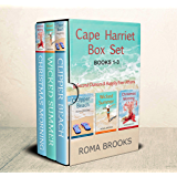 Cape Harriet Series Box Set Vol 1 (Books 1-3): Clipper Beach, Wicked Summer, Christmas Morning