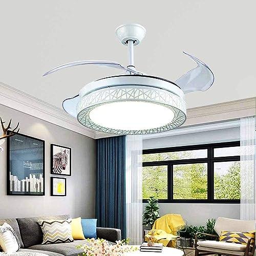 Panda 42″ Retractable Ceiling Fan