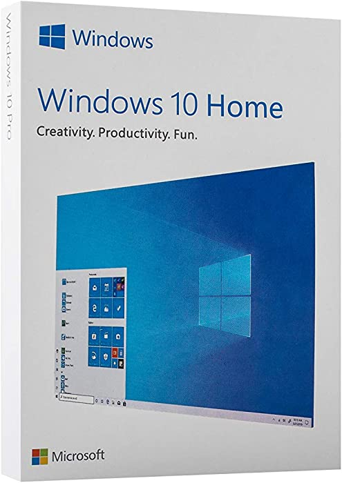 Top 10 Windows 10 Home 64 Bit English Usb
