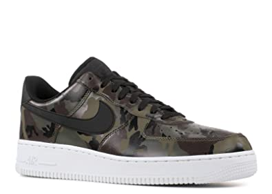 e1b26f620bce Nike AIR Force 1 07 LV8  CAMO  - 823511-201 - Size 11.5-UK  Amazon ...