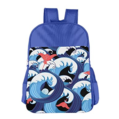 Amazon.com   Elementary Boys Girls Bag Folk Custom Graphic School Backpack    Kids  Backpacks dc20532895