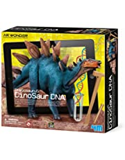 4M - Stegosaurus: Dinosaur DNA Mundo Animal (00-07004)