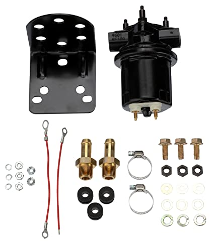 amazon com carter p4601hp in line electric fuel pump automotive rh amazon com