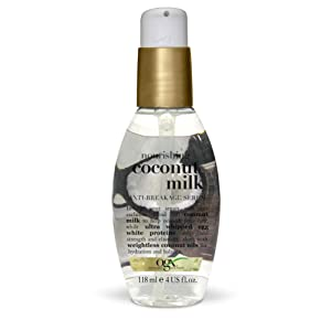 Organix Coconut Milk Anti Breakage Serum - 118 ml