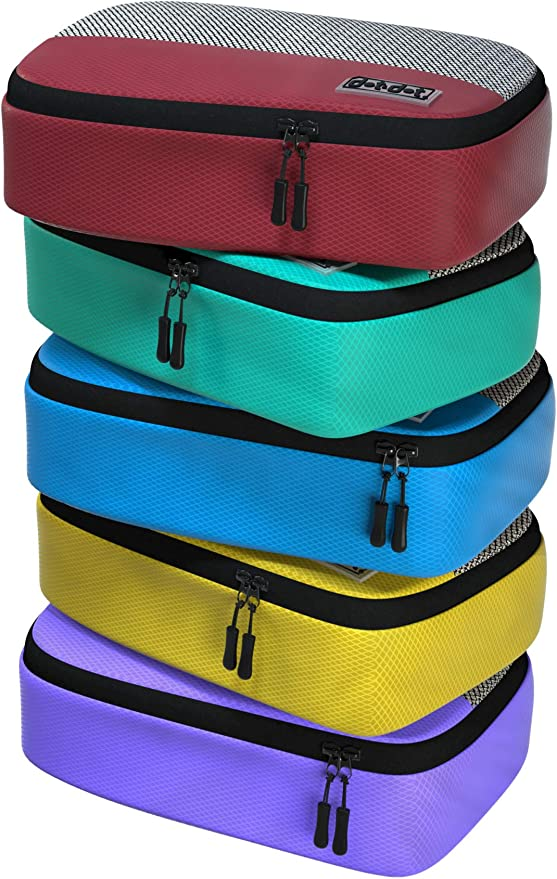 Packing Cubes for Suitcases - Luggage Organizers for Suitcase
