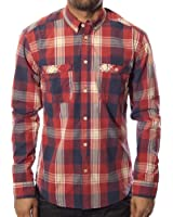 Hemd JACK & JONES Philip Shirt Code 12061506-rosso