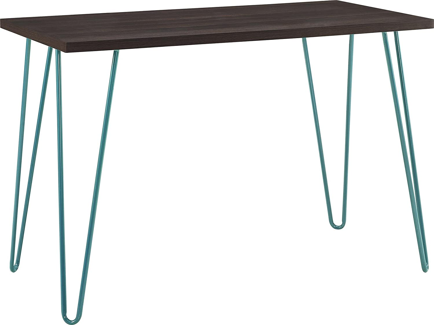 Amazon.com: Ameriwood Home Owen Retro Desk, Espresso/Teal: Kitchen on bed legs, spring legs, anklet legs, bench legs, tie legs, collapsible workbench diy k legs, ms legs, pencil legs, tiffany legs, grill legs, traveler floor radio with legs, hand legs, table legs, wire legs, wedding legs, painted legs, halloween legs, blade legs, holiday legs, ankle straps legs,
