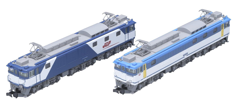 TOMIX Nゲージ 98960 EF64 1000形電気機関車 10091015号機 JR貨物更新車 セット B01KYYIBQG