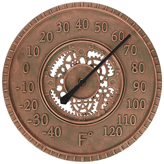 Lily's Home Hanging Wall Thermometer