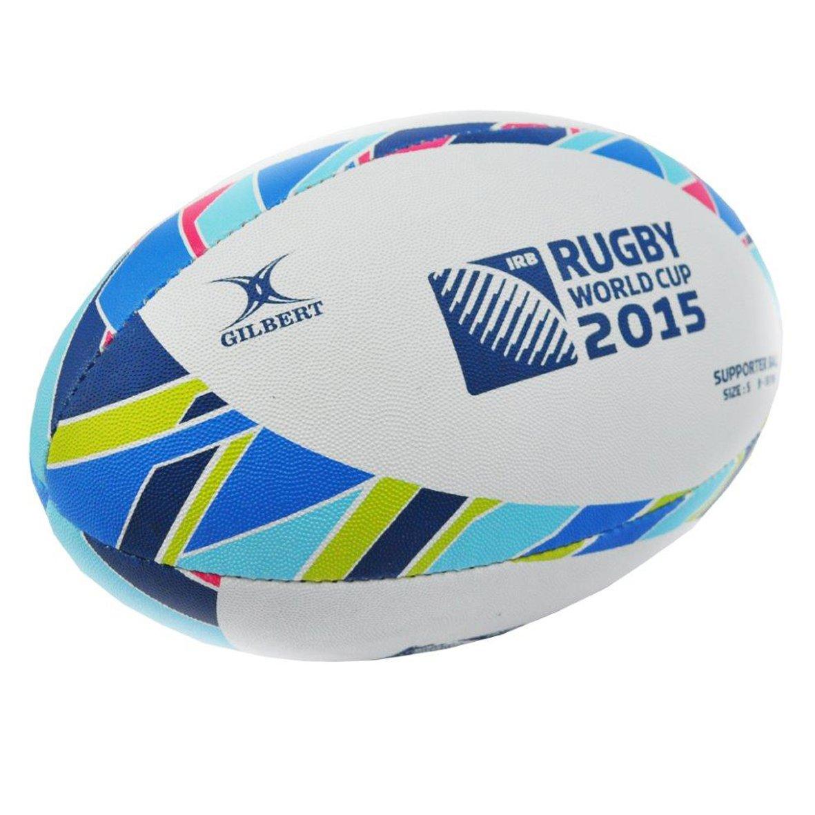 IRB Gilbert Balón de la Copa del Mundo de Rugby 2015, oficial ...