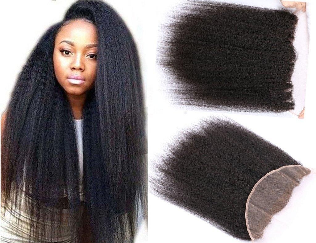 Amazon Rosette Hair Kinky Straight Hair Wave Hair Extension