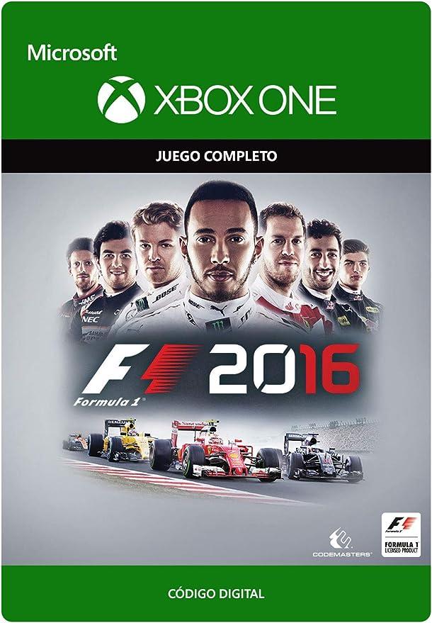 F1 2016 Standard   Xbox One - Código de descarga: Amazon.es: Videojuegos