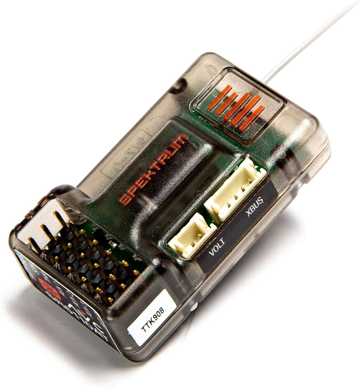 Spektrum SR6110AT 6-Channel AVC Telemetry Surface Receiver, SPMSR6110AT