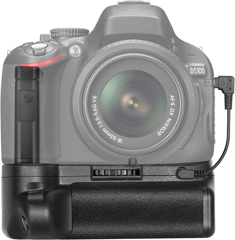 Empuñadura de batería Neewer Pro para Nikon D5100 5200