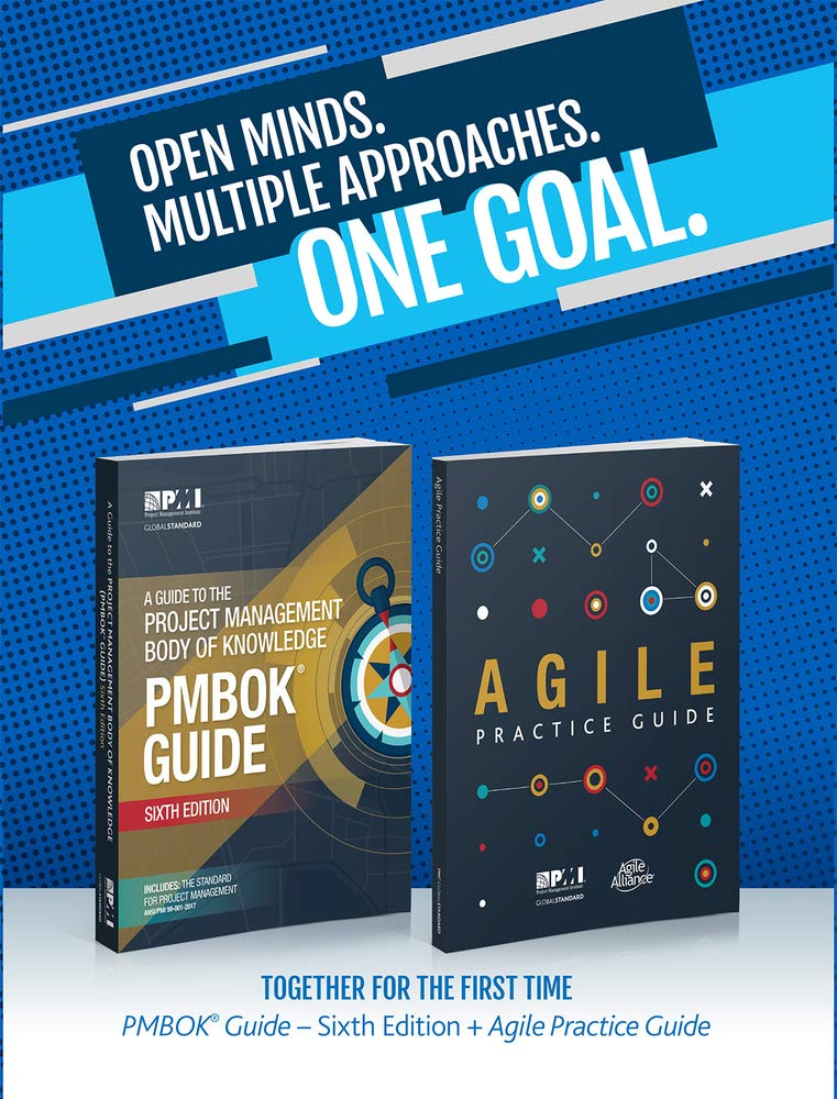 A Guide to the Project Management Body of Knowledge (PMBOK(R) Guide-Sixth Edition / Agile Practice Guide Bundle (Pmbok Guide) by Project Management Institute