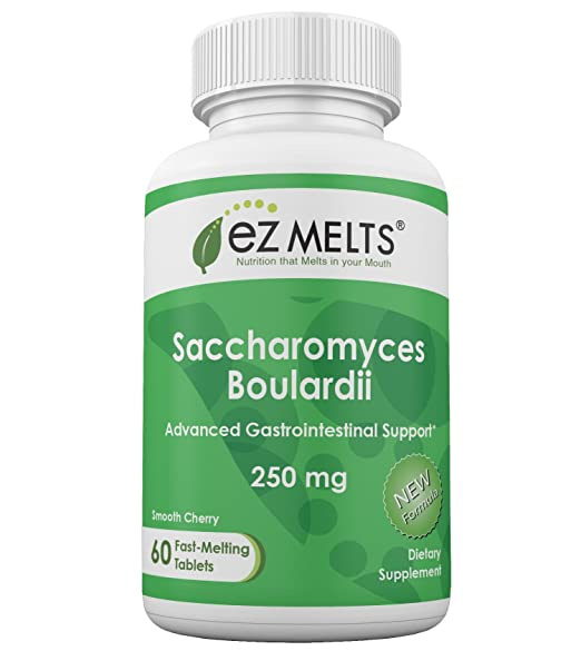 Product thumbnail for EZ Melts S. Bouldarii tablets