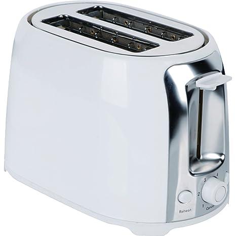 Amazon.com: Brentwood Electrodomésticos ts-292 W 2-Slice ...