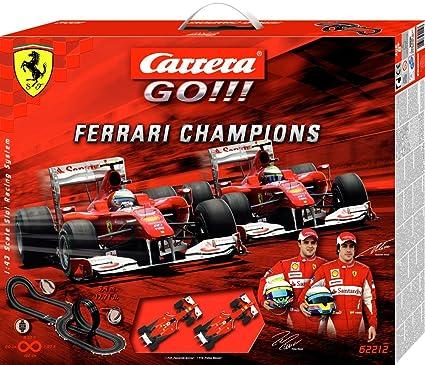 73b686775b Buy Carrera Go Ferrari Champions Online at Low Prices in India - Amazon.in