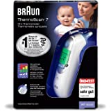 BRAUN IRT6520 ThermoScan 7 Thermomètre