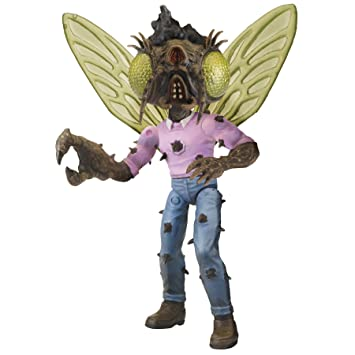 Nickelodeon Teenage Mutant Ninja Turtles Stockman Fly Figura ...