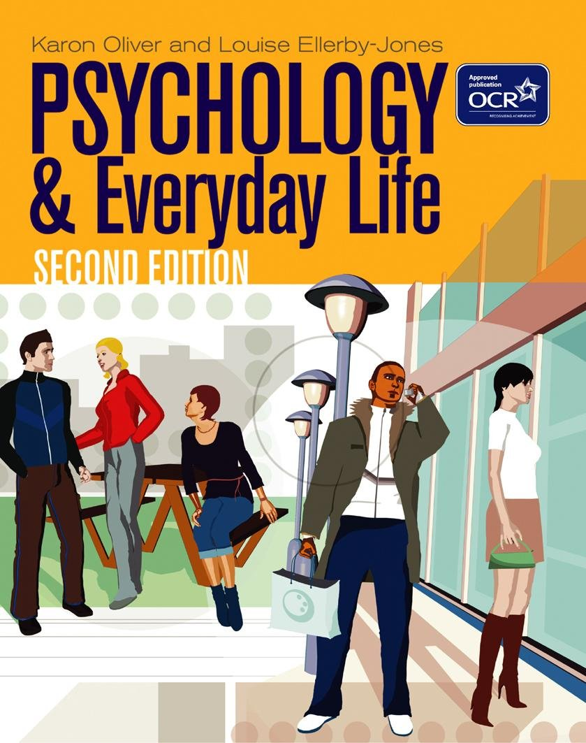 Psychology & Everyday Life (Hodder Arnold Publication) PDF