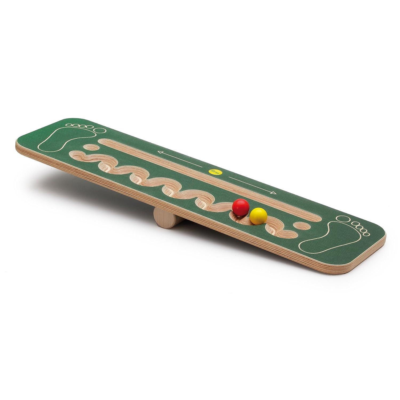 Erzi Balancierbrett Wippe, Balance Board, Balance-Brett 46100