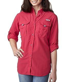 Amazon.com : Columbia Women's Tamiami II Long-Sleeve Shirt ...