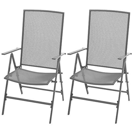 Luckyfu Este Juego de sillas de Comedor 2 Unidades ...