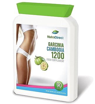 Amazon.com: Nutra directo puro Natural Garcinia Cambogia ...