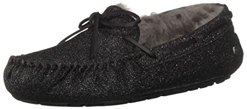 c7c9b04b3902 UGG Women s W Dakota Sparkle Slipper  Amazon.co.uk  Shoes   Bags