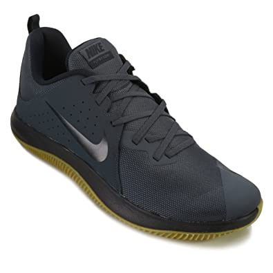 c2c343096cafb Nike Fly by Low Sports Running Shoe for Men-Uk-10 Black  Buy Online at Low  Prices in India - Amazon.in