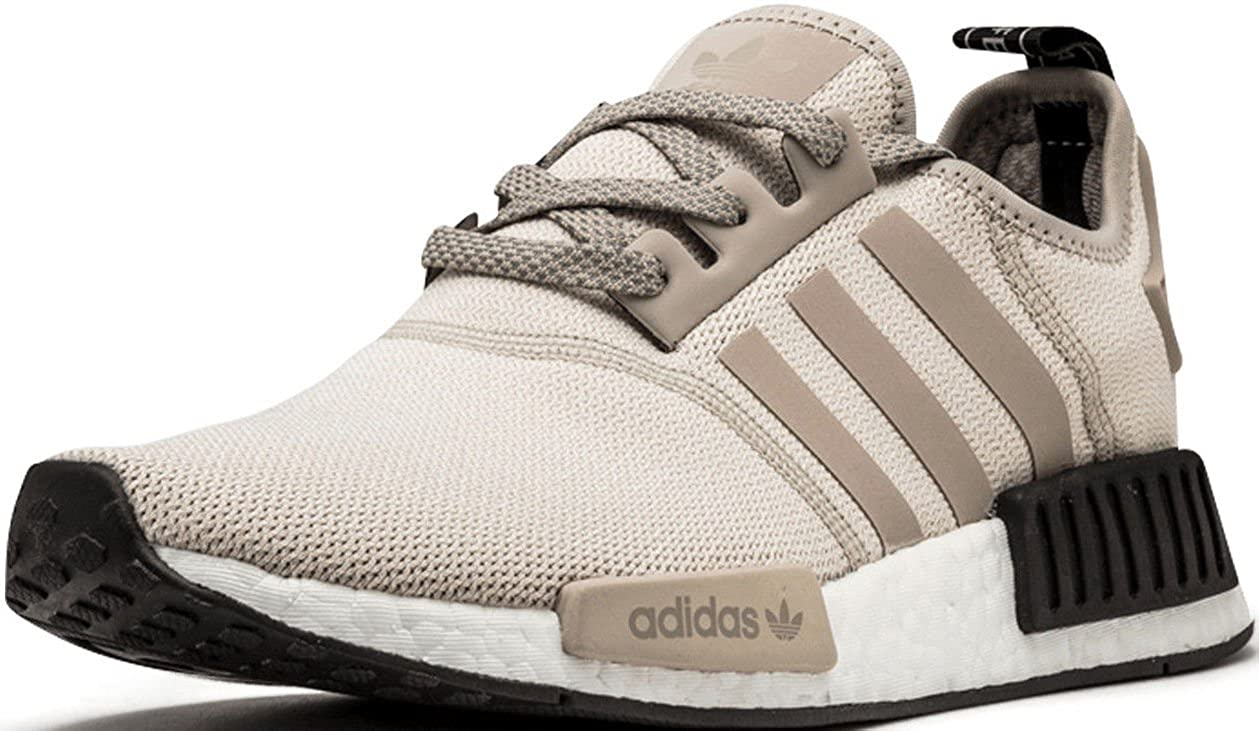 super popular ccb8a 19b6e Amazon.com | adidas NMD R1 Tan Cream Chalk Beige S76848 ...