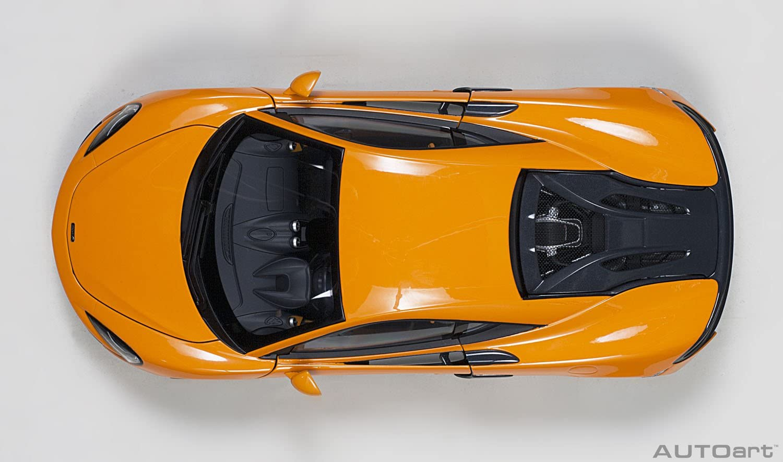 Modellauto 1:18 AUTOart McLaren 570S 2016 orange