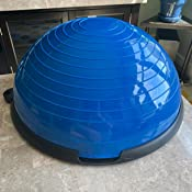 Amazon.com: Yoga Half Ball Dome Balance Trainer Fitness