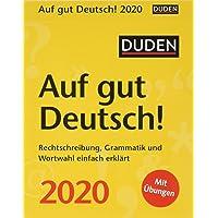 Duden Auf gut Deutsch! 2020 11x14cm