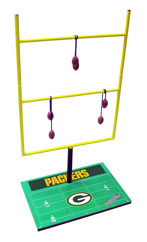 Wild Sports FBTN-111 NFL Green Bay Packers Goal Post Toss Game II 44-32722-001