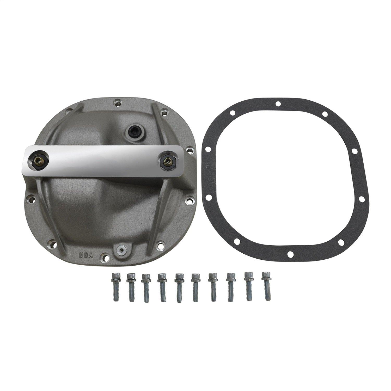 Yukon (YP C3-F8.8-B) Aluminum Cover for Ford Low-Profile 8.8' TA HD Rear Differential Yukon Gear
