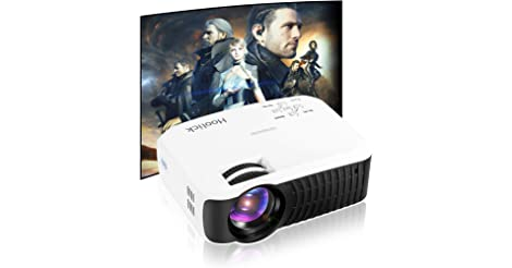 Paqcen 1080p LCD Mini Projector only $40.50