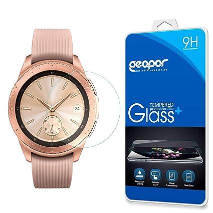 Amazon.com: Samsung Galaxy Watch 42mm (2018) Smartwatch ...