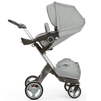Amazon.com: Stokke Xplory – Cochecito, color gris melange: Baby