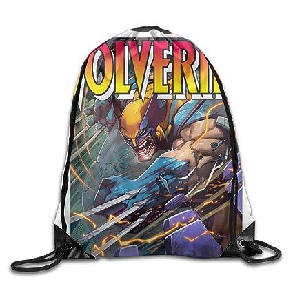 Wolverine Comics saco bolsa cordón mochila Bolsa de deporte ...