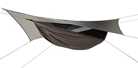 Hennessy Hammock – Ultralite Backpacker Series – Compact Favorites on The Long Trails