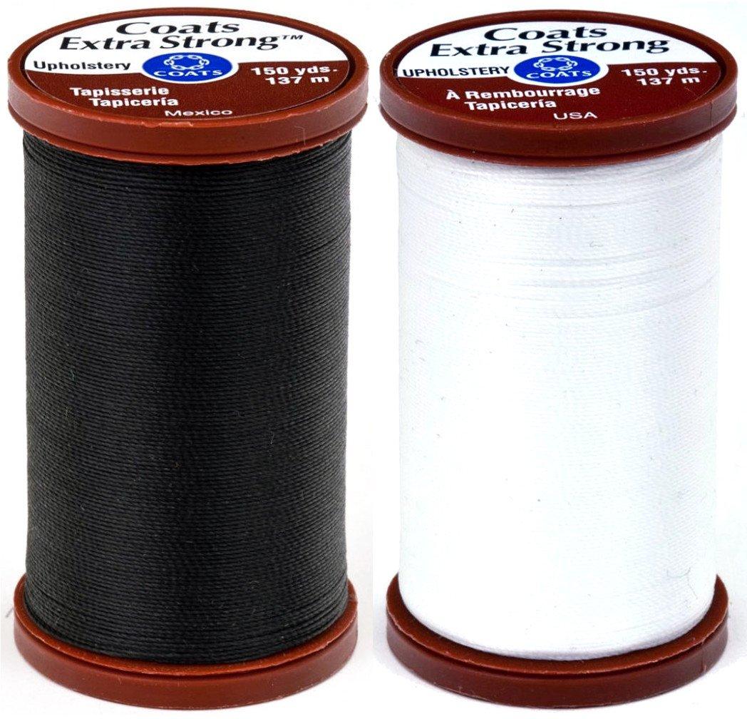 Amazon Com Coats Clark Extra Strong Upholstery Thread 150 Yard