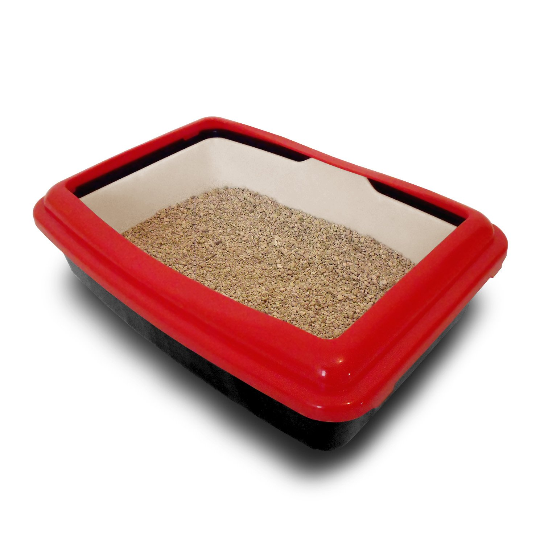 DAONLY Arenero para gatos. Arenero gatos de diferentes colores. Bandeja higienica gatos. Práctico wc para gatos. Caja arena gatos: Amazon.es: Productos para ...