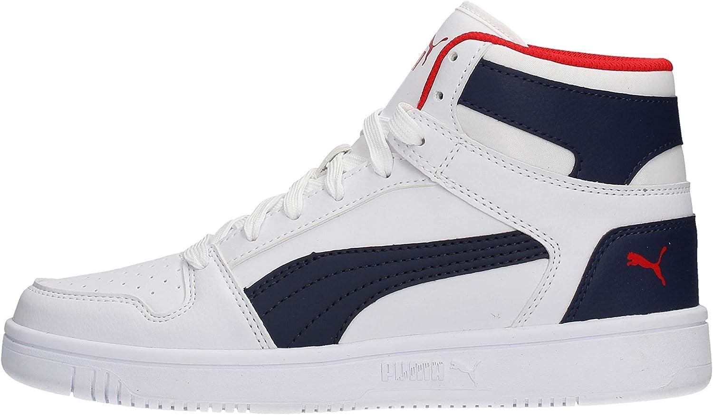 chaussure homme blanche montante puma